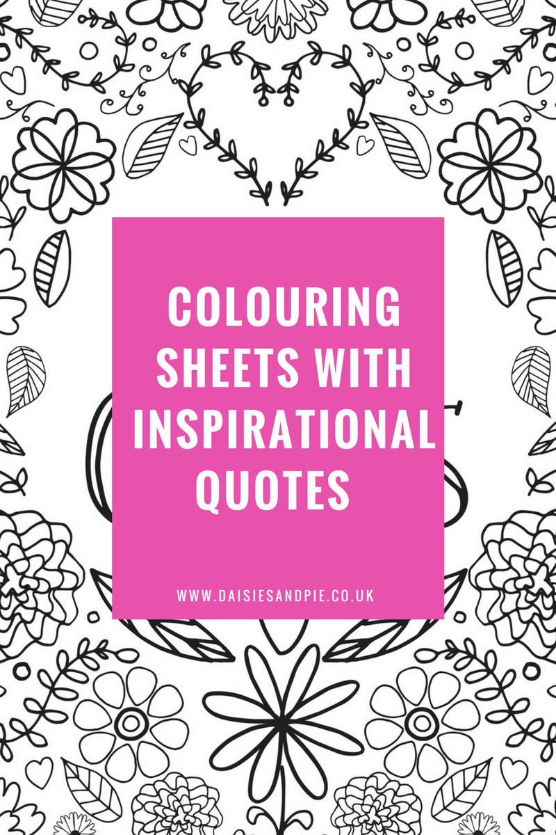 Free printable adult colouring pages for the New Year ...   free printable colouring pages quotes