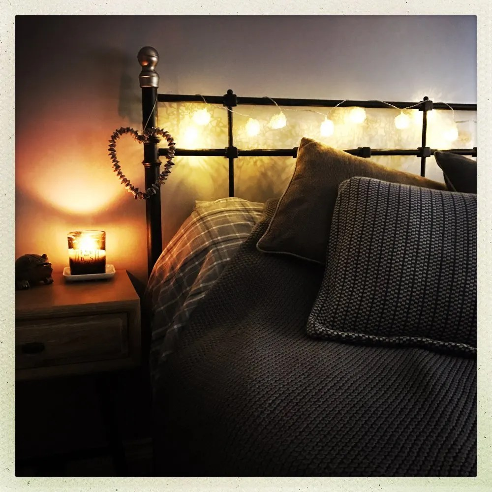 Creating a cosy bedroom for winter