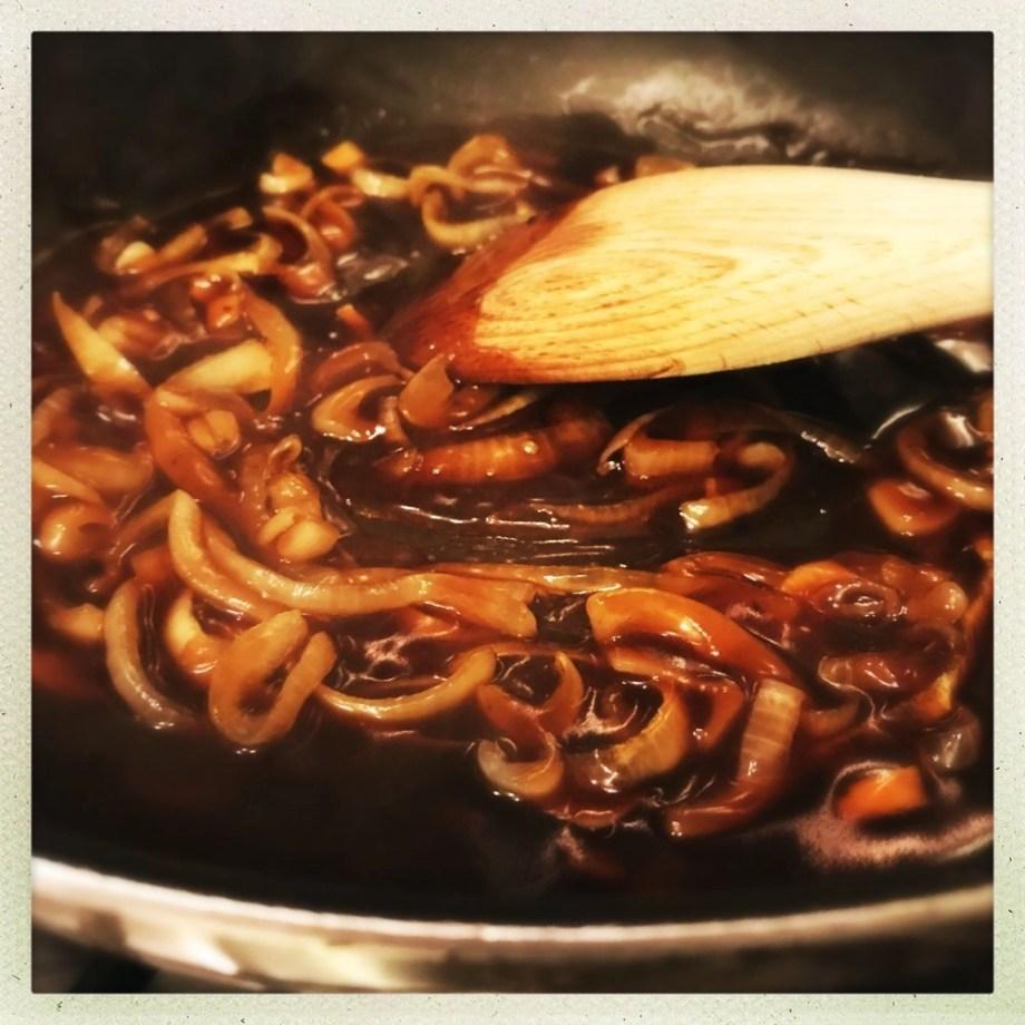 Cheats onion gravy