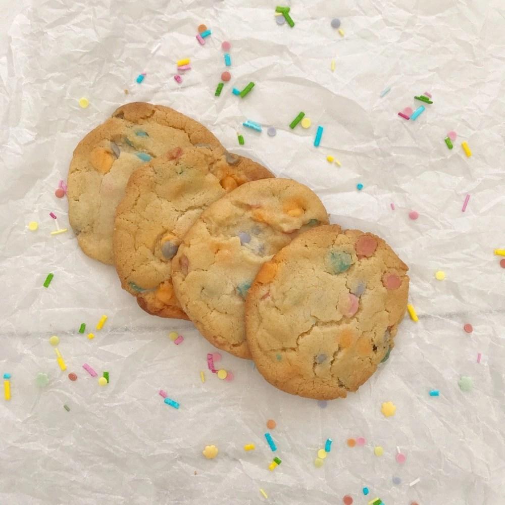 Easy Unicorn Cookies