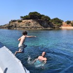 Family Break to Ile de Porquerolles