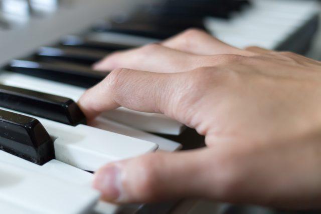 キーボード 鍵盤 作曲