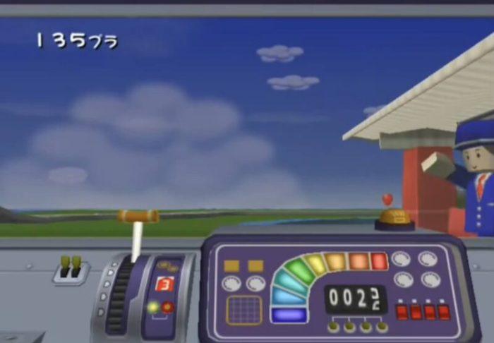 「プラレール 夢がいっぱい!プラレールで行こう!」プラレール運転