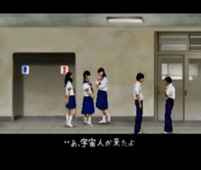 「夕闇通り探検隊」学校パート2