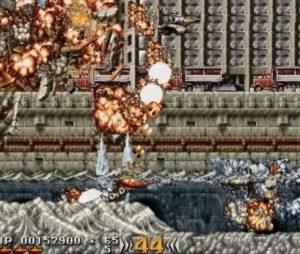 「海底大戦争」ステージ2-3