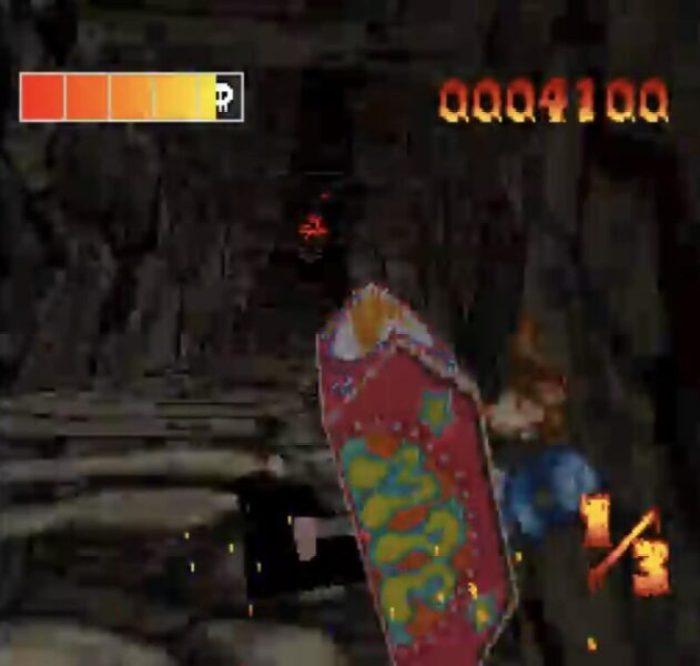 「マッドパニックコースター」回避2