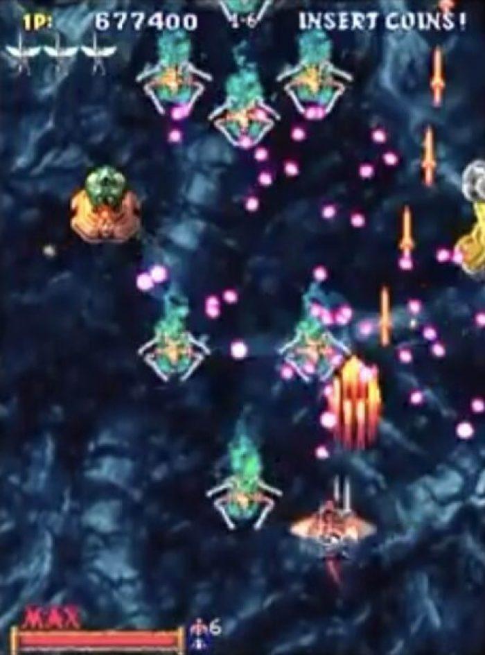 「ドラゴンブレイズ」ステージ6-2