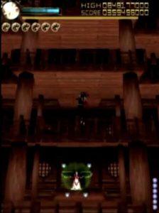 「HOMURA(ほむら)」ステージ2ボス