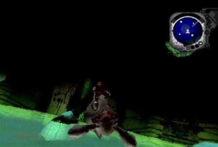 「アゼル パンツァードラグーンRPG」ワールドマップ5