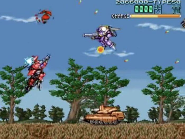 「ウルフファング 空牙2001」ミッション5-B-1