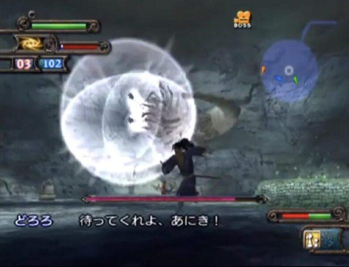 「どろろ(PS2版)」バトル5