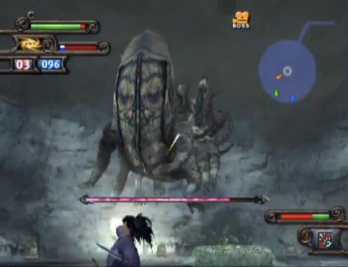 「どろろ(PS2版)」バトル8