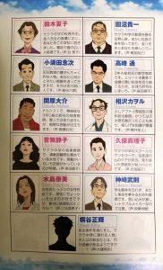 「3年B組金八先生 伝説の教壇に立て!」キャラクター2