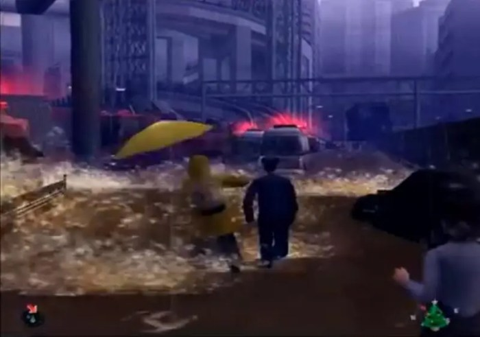 「絶体絶命都市2」フィールド16