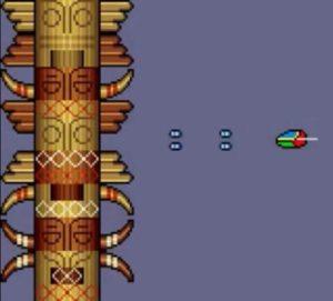 「ファンタジーゾーンGear オパオパJr.の冒険」ステージ6ボス