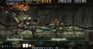 「メタルスラッグ6」ミッション3ボス