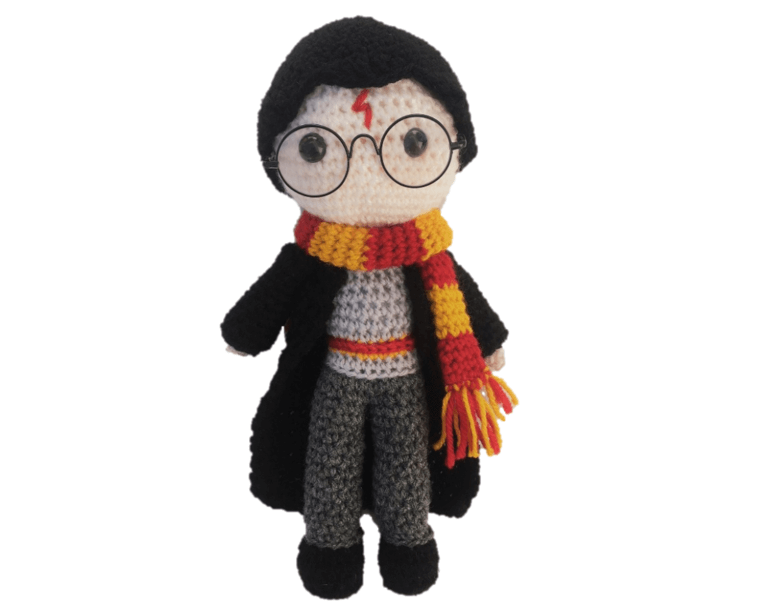 Free Harry Potter Amigurumi Pattern (Crochet) - Daisy and Storm