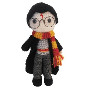 Free Harry Potter Amigurumi Pattern