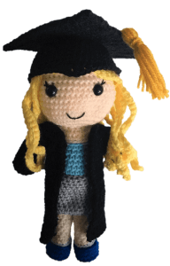 15+ Free Crocheted Doll Patterns • Free Crochet Tutorials | 300x192
