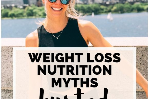 Weight Loss Nutrition Myths, Busted
