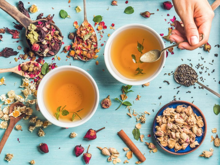 Detox nutrition myths - Detox teas