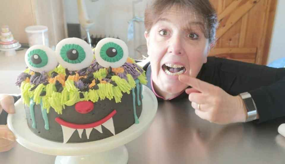 Monsta Cake