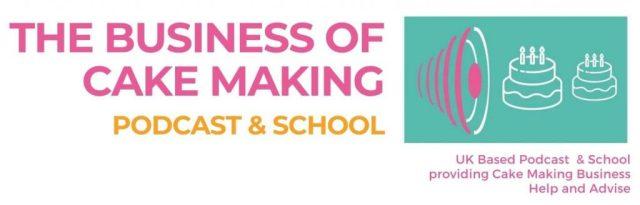 Business of Cake Making Podcast Logo