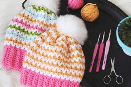 Interior Simple Double Crochet Hat 4k Pictures 4k Pictures Full