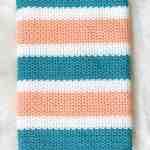 Half Double Crochet V Stitch Crochet Pattern Daisy Cottage Designs