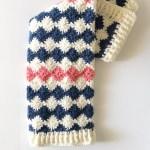 Crochet Harlequin Blanket Daisy Farm Crafts