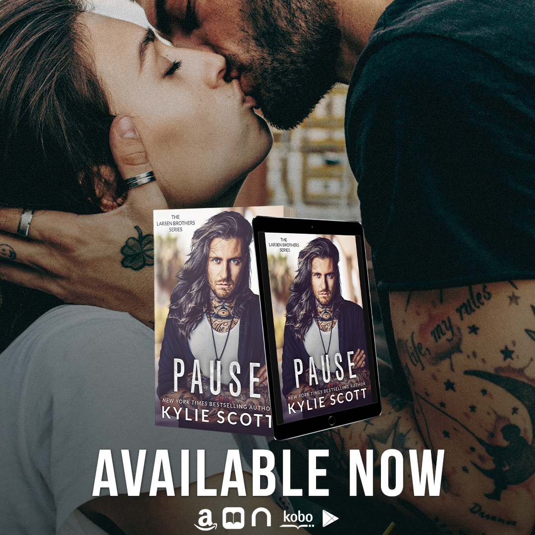 Pause by Kylie Scott - Now Available