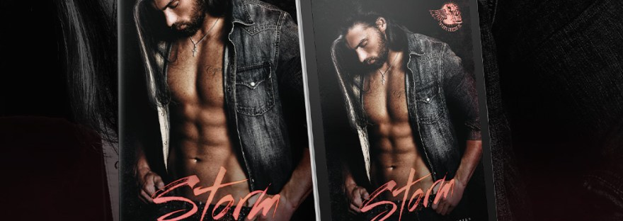 Cover Reveal: Storm by Serena Akeroyd