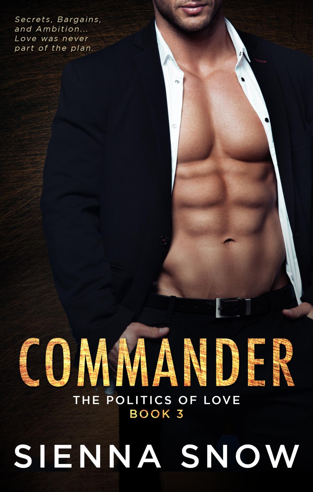 Commander from Sienna Snow is on sale now for just 99 cents