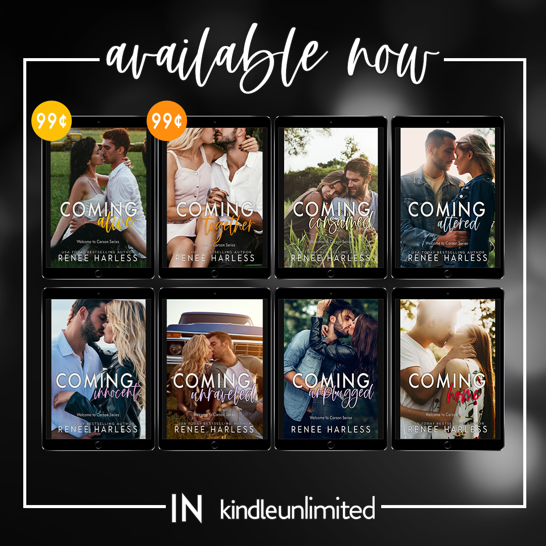 Welcome to Carson Series by Renee Harless