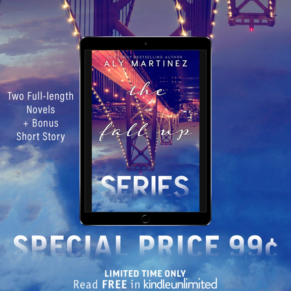The Fall Up Series by Aly Martinez