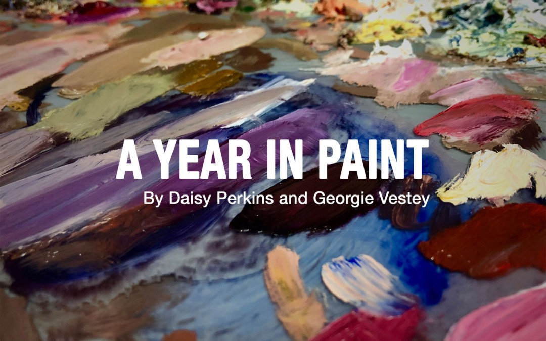 A Year in Paint Exhibition