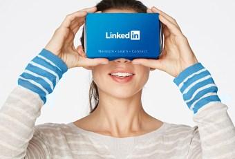 LinkedIn // VR Connect