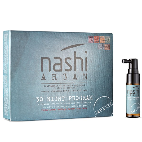 Nashi Argan Capixyl 30 Night Program