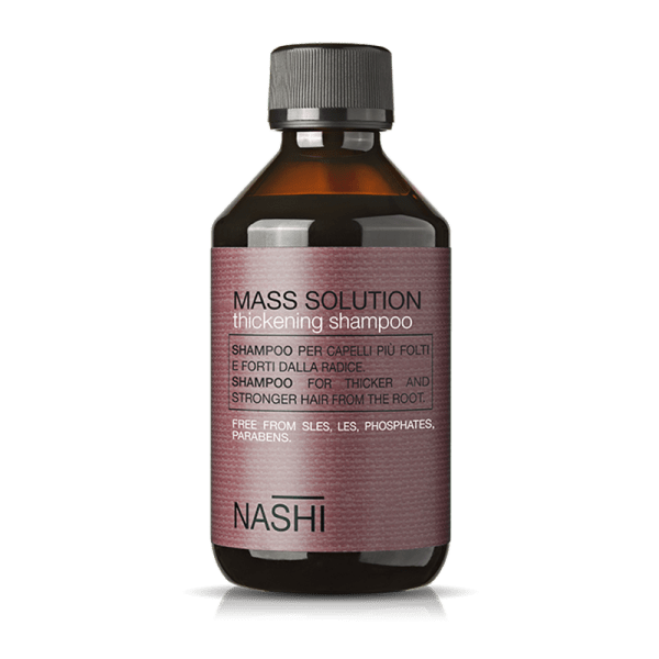 Nashi Mass Solution Thickening Shampoo