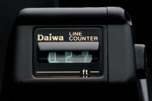 Daiwa Line Counter