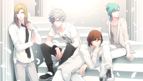 Uta no Prince-sama All Star After Secret Quartet Night