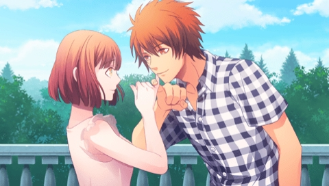 Uta no Prince-sama All Star After Secret Ittoki Otoya True Love Ending B