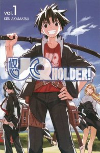 UQ Holder! Volume 1