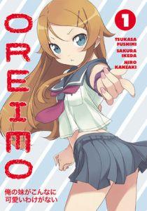 Oreimo Volume 1
