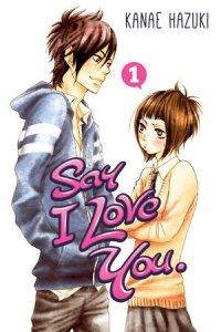 Say I Love You. Volume 1