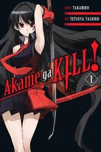 Akame ga KILL! Volume 1