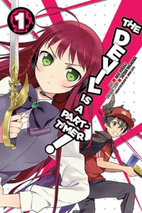 The Devil is a Part-Timer! Volume 1