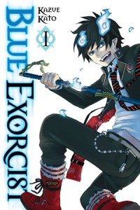 Blue Exorcist Volume 1