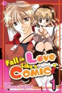 Fall in Love Like a Comic Volume 1