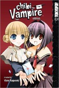 Chibi Vampire: Airmail